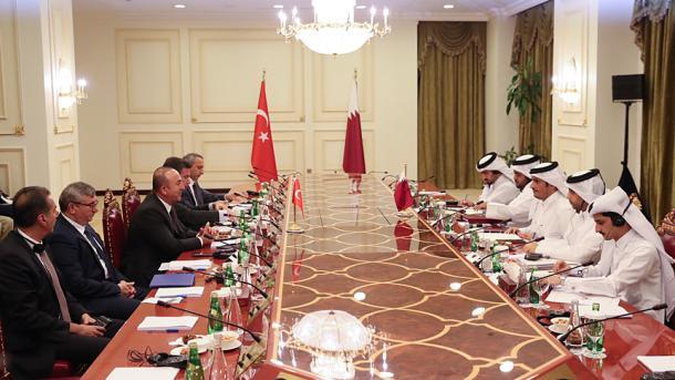 Türkei und Katar wollen Zusammenarbeit ausbauen