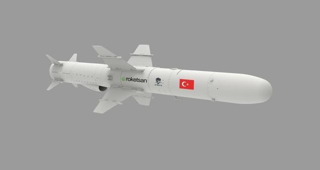 Verteidigungsministerium: Roketsan und Aselsan werden erste türkische Marine-Rakete produzieren