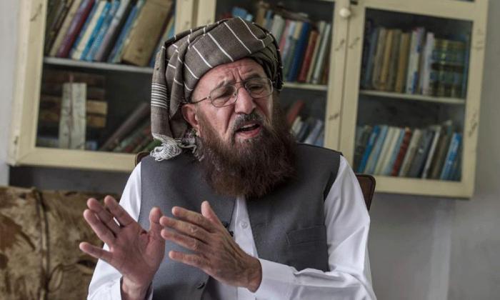 Pakistani cleric Haq, known as 'father of the Taliban,' killed in Rawalpindi attack