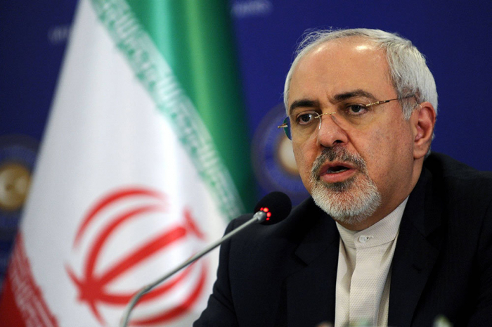 Iran, Azerbaijan, Turkey will continue cooperation to ensure sustainable security in region - FM Zarif