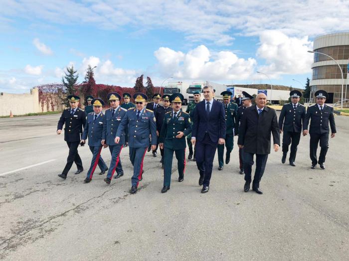 No more queues for entrepreneurs at Azerbaijan-Russia border