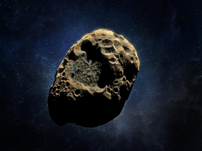 Asteroid mining startup bought by blockchain firm