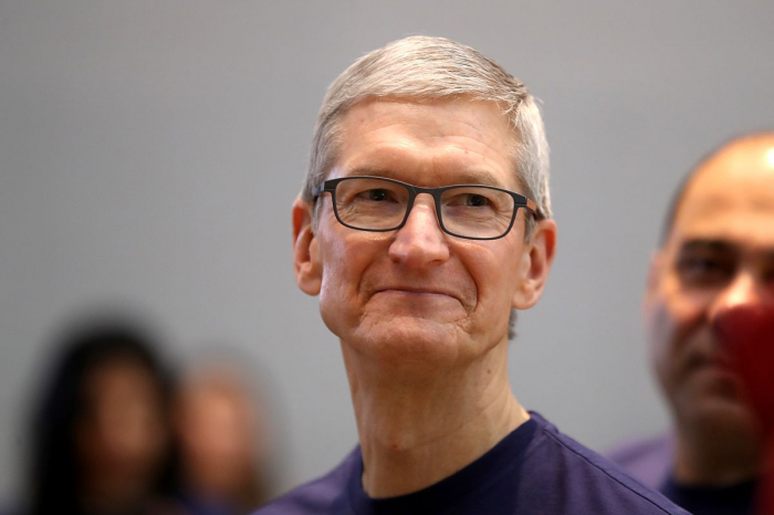 Tim Cook: Being gay is God