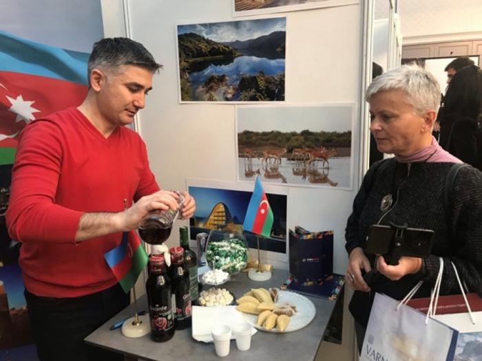 Azərbaycanın turizm potensialı Bolqarıstanda təbliğ olunur