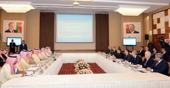 Azerbaijani, Saudi Arabian interior ministers meet in Baku