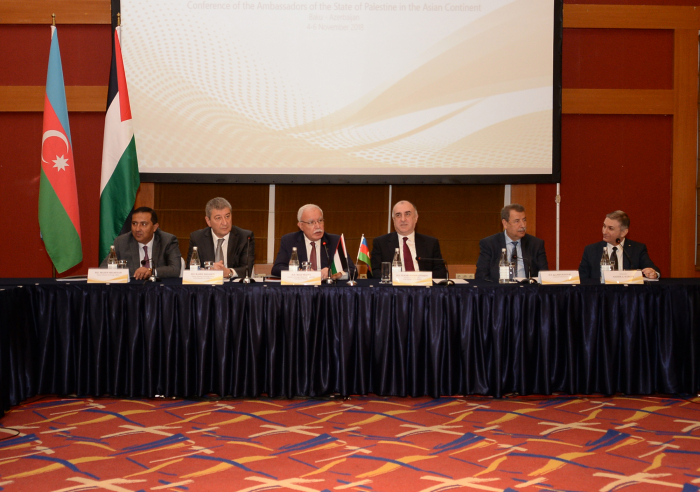 Azerbaijan hosts conference of Palestinian ambassadors in Asian countries