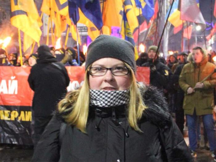 Kateryna Handzyuk: Ukrainian anti-corruption activist dies after acid attack