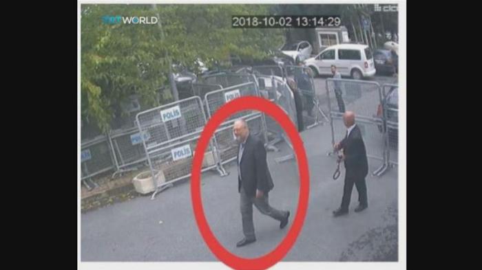 Saudis tampered with CCTV cameras after Khashoggi murder
