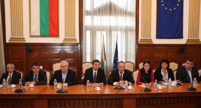 Un groupe de travail sur la coopération agricole sera créé entre l'Azerbaïdjan et la Bulgarie