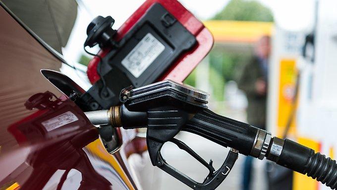 Deutsche Tankstellen laufen leer
