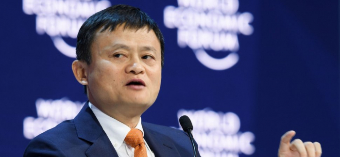 Jack Ma: The trade war is