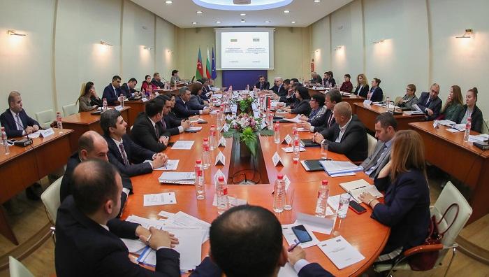 Celebrada reunión de la Comisión Conjunta Bulgaria-Azerbaiyán