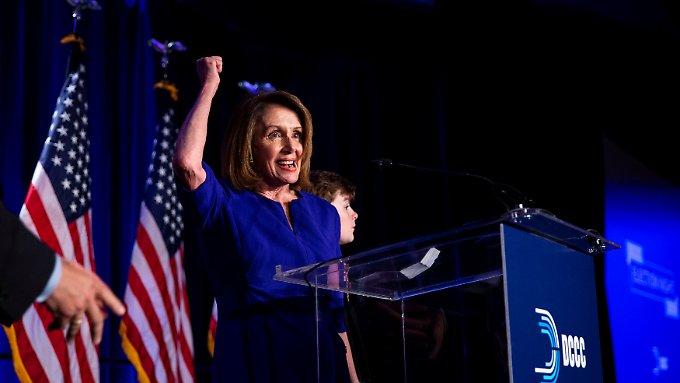 Pelosi könnte zur Gefahr für Trump werden