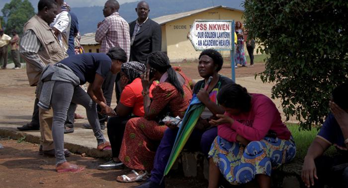 La UE condena el secuestro de 80 personas en el noroeste de Camerún