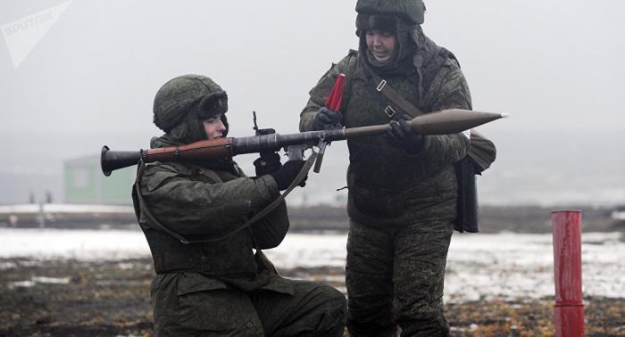 Russland liefert Granatwerfer an Philippinen