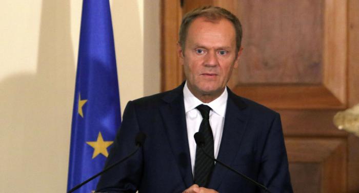 """""""Ernste Gefahr"""": Tusk warnt vor Polexit"""