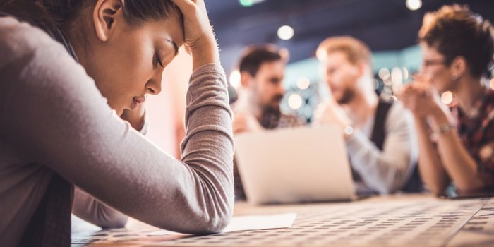 Overwhelmed at work? Six tips on how to beat stress
