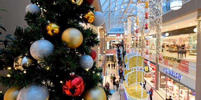Handel will im Weihnachtsgeschäft 100-Milliarden-Marke knacken