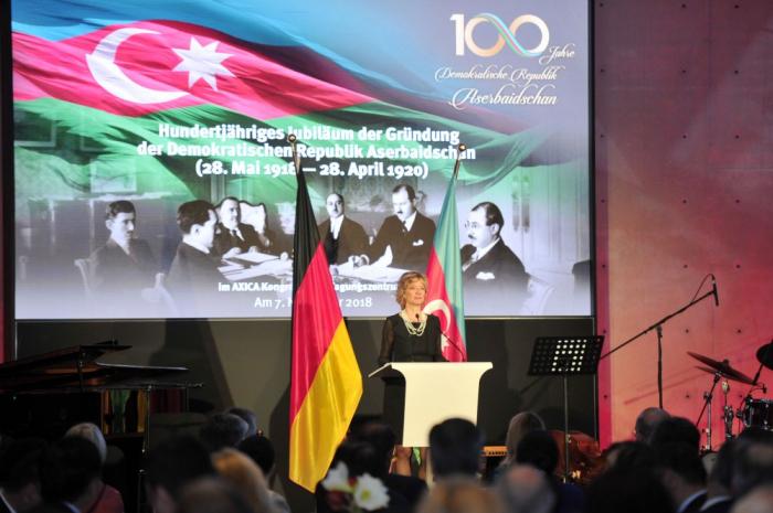 Une cérémonie consacrée au centenaire de la RDA a été organisée à Berlin