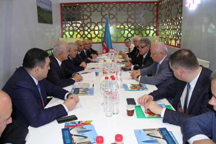 Ukraine offers Azerbaijan to expand co-op in several areas
