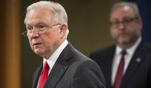 Renuncia el fiscal general de EE.UU. Jeff Sessions