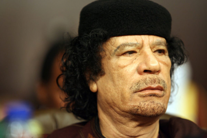 Belgium accused of mishandling billions of dictator Gadaffi
