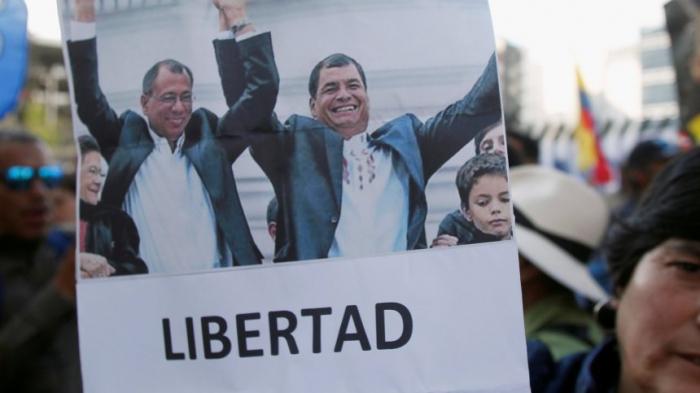Ecuadors Ex-Präsident wegen Entführung angeklagt