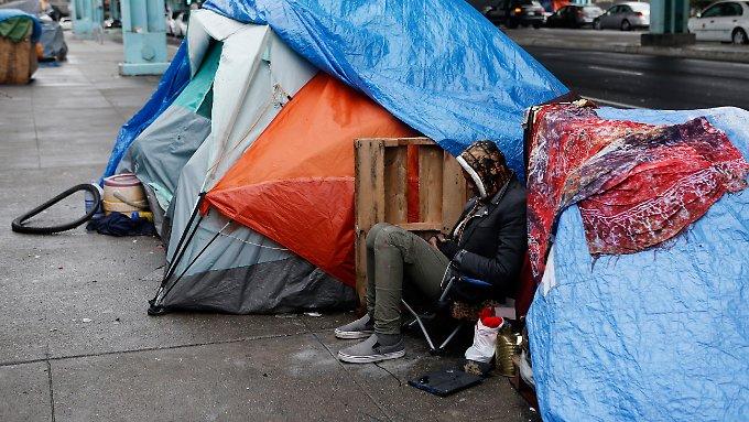 Konzerne sollen Obdachlosensteuer zahlen
