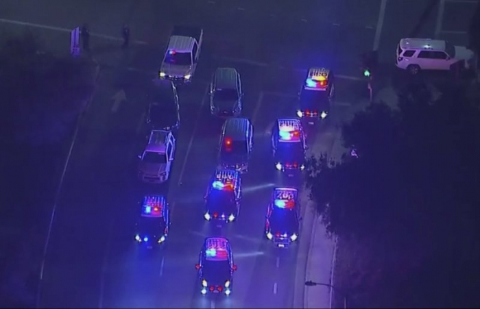 Authorities: 11 shot at Southern California bar - UPDATED