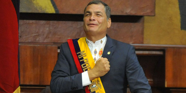 Corte de Ecuador llama a juicio al expresidente Correa