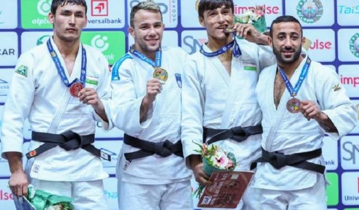 Azərbaycanın üç cüdoçusu Qran-Pri finalında