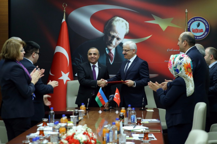 QHT Şurası ilə Türkiyə DİN arasında memorandum imzalanıb