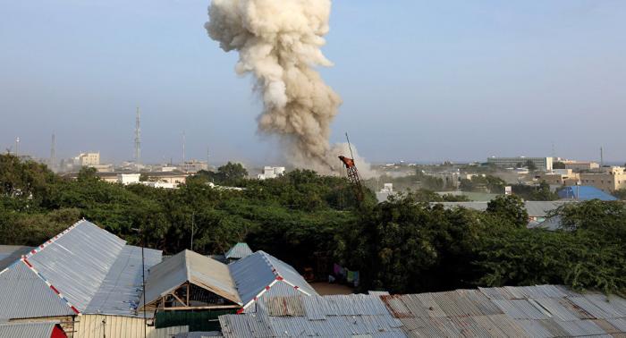 Somalia: Zahlreiche Tote bei Selbstmordanschlag vor Hotel