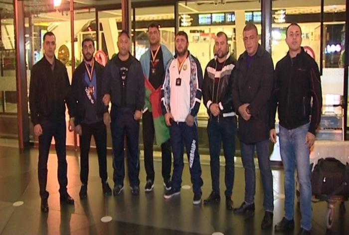 Yol polisləri 18 qızıl medal qazanıblar