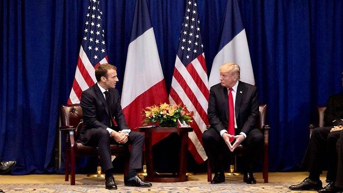 """Trump findet EU-Armee """"sehr beleidigend"""""""