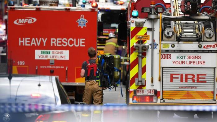 Polizei vermutet Einfluss des IS auf Melbourne-Attentäter