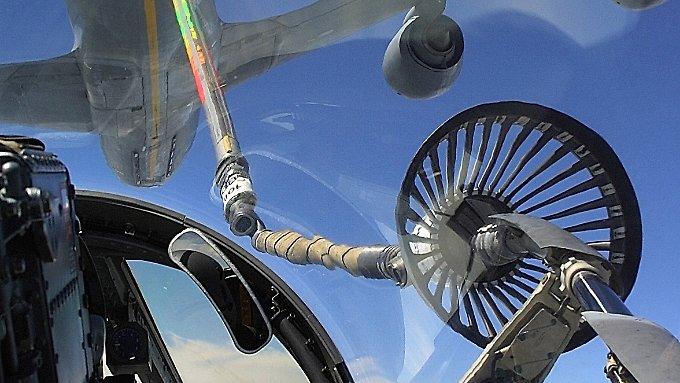 USA beenden Kooperation bei Luftbetankung