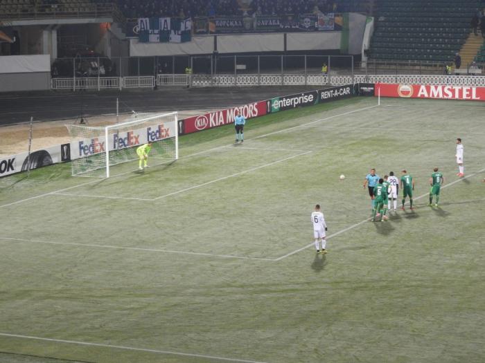 UEFA Europa League: Qarabağ besiegt auswärts Vorskla