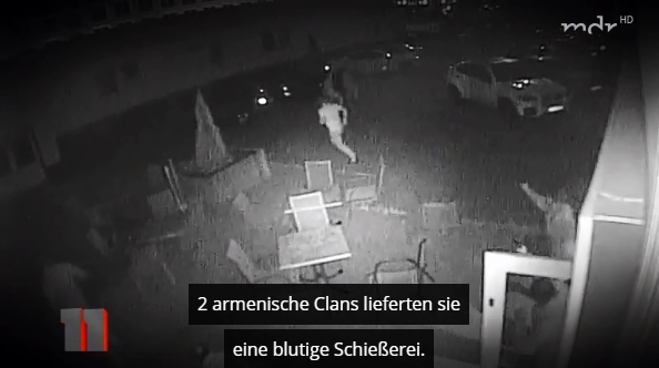 Armenische Mafia ist eine große Bedrohung - Deutsches Fernsehen, VIDEO