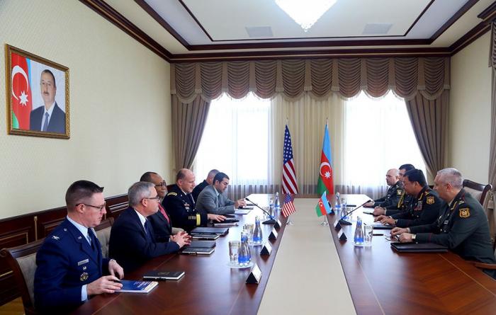 US-General: Aserbaidschanisches Friedenskontingent leistet wesentlichen Beitrag zu Friedensmission in Afghanistan