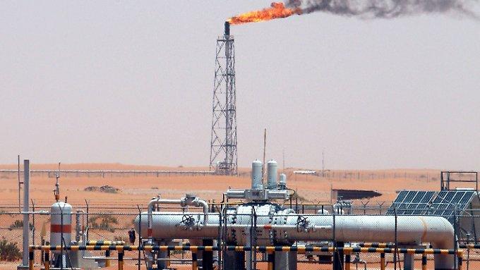 Saudi-Arabien will Ölförderung drosseln