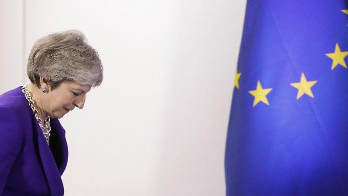 Brexit-Hardliner stellen May Ultimatum