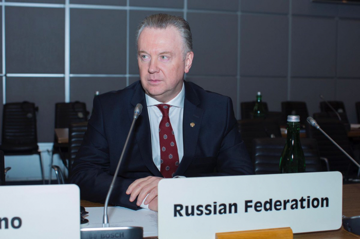 Russian rep. to OSCE calls on Karabakh conflict sides to take additional de-escalation measures