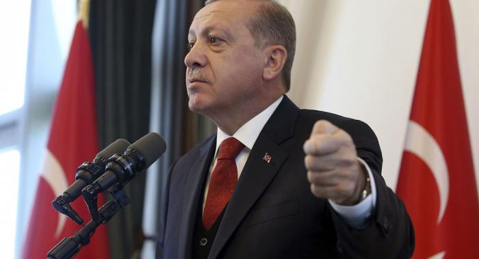 """Erdogan droht mit """"osmanischer Ohrfeige"""""""