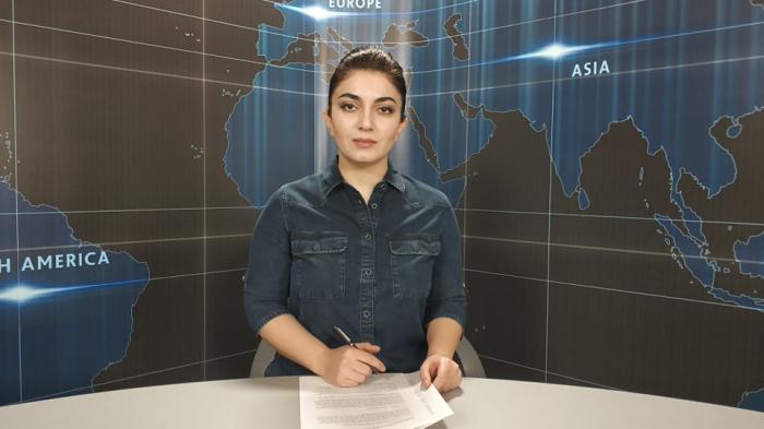 AzVision TV: Die wichtigsten Videonachrichten des Tages auf Englisch (12. November) - VIDEO