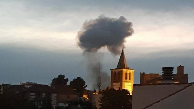 Tres muertos tras producirse una explosión en una fábrica de pirotecnia de España (VIDEO)