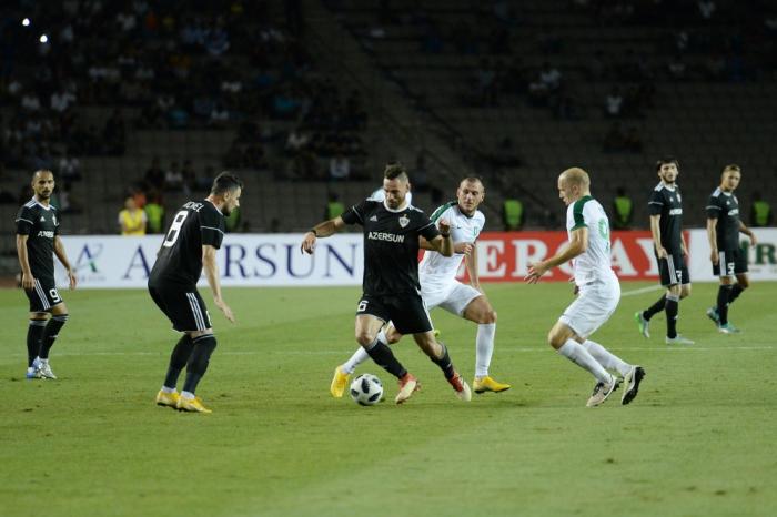 UEFA Champions League: FK Karabach qualifiziert sich für zweite Qualifikationsrunde