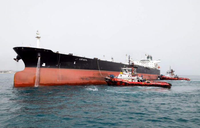 Iran says armed forces will protect oil tankers after US called them