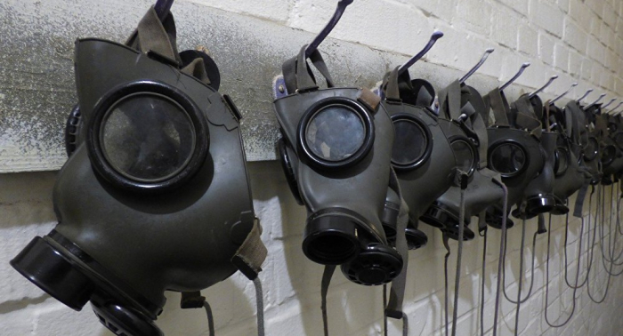Reportan escape de gas venenoso en la ciudad alemana de Fráncfort