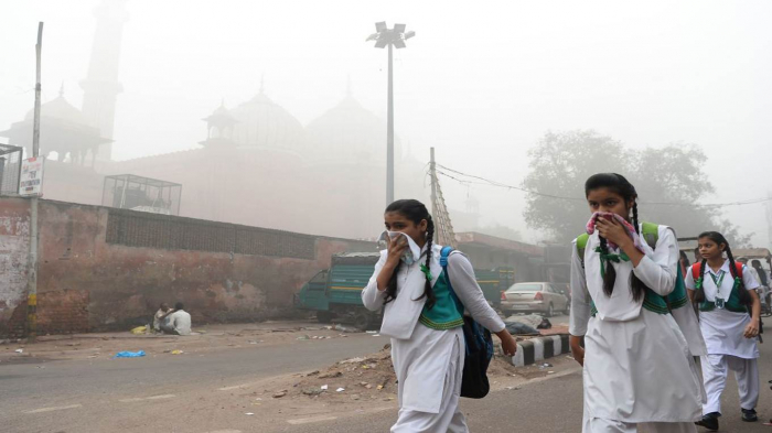 India's deadly air -OPINION